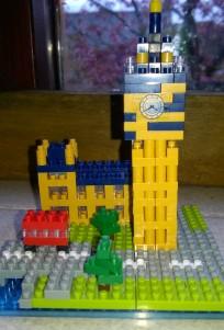 Stripey Big Ben