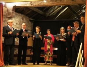 Elizabethan evening April 2016