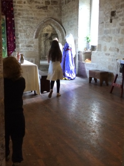 Aydon Castle 6th Aug (1)