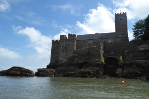 Day 3 - Dartmouth Castle by steam train and boat (6)